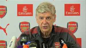 """News video: Wenger says Arsenal job """"a great privilege"""" as he prepares for final farewell against Huddersfield"""