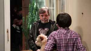 News video: The Big Bang Theory - Mark Hamill guest stars as himself on THE BIG BANG THEORY finale