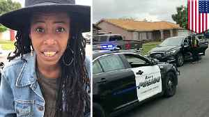 News video: Black Airbnb guests mistaken for burglars, stopped by cops