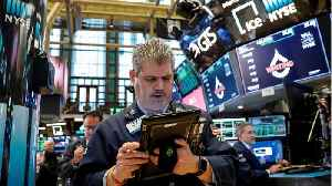 News video: Wall Street Higher On Low Consumer Prices