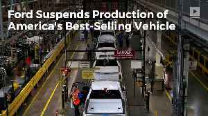 News video: Ford Suspends Production of America's Best-Selling Vehicle