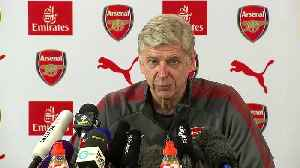 News video: Wenger urges his successor to respect Arsenal's values