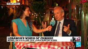 News video: Lebanon''s winds of change: Will Hezbollah dominate the Lebanese parliament?