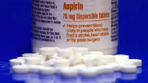 News video: Daily Aspirin Use Linked to Double Melanoma Risk in Men