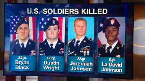 News video: Pentagon report shows soldiers killed in Niger ambush fought bravely