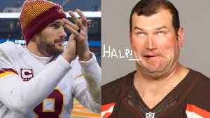News video: Kirk Cousins Joining the BROWNS!!?