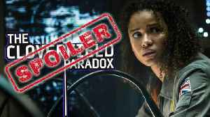 News video: Skip The Cloverfield Paradox, These Are the Very Few Good Parts (SPOILERS)