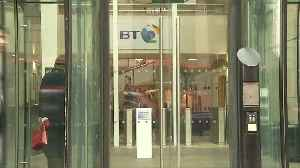 News video: BT to cut 13,000 jobs in biggest cull in a decade