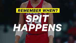 News video: Remember When: Charles Barkley Spit On A Little Girl During An NBA Game