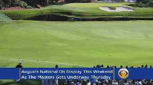 News video: This Week In Golf: Poulter Secures Masters Invite With Houston Open Playoff Win