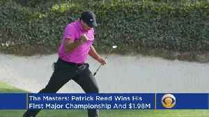 News video: This Week In Golf: Reed Wins Masters, Holding Off Fowler, Spieth
