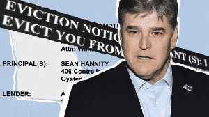 News video: She rented an apartment owned by Sean Hannity. Then came the bedbugs, late rent and eviction.