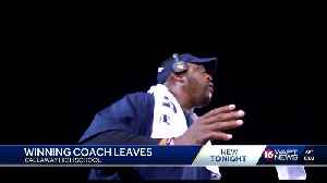 News video: Callaway high football coach resigns