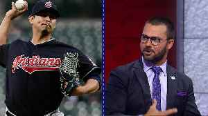 Nick Swisher explains why Carlos Carrasco is so important to Cleveland's rotation [Video]