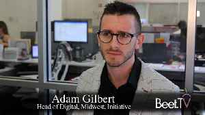News video: Initiative's Gilbert: As Live Content Grows, Digital Mirrors Linear TV