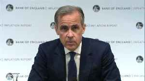 News video: BOE's Carney Sees `Greater Uncertainty' About Consumer Spending