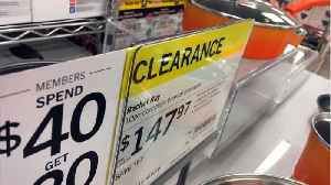 News video: American Consumer Prices Rise