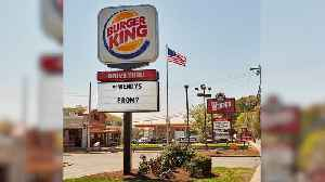 News video: See Wendy's Cheesy Response To Burger King's Promposal