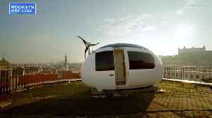 News video: Ecocapsule Launches First Production Model To Buyers