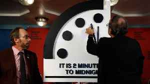 News video: The Doomsday Clock is Ticking