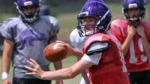 News video: Video: Jake Johnson, son of UCF staffer, talks about being new guy at Timber Creek