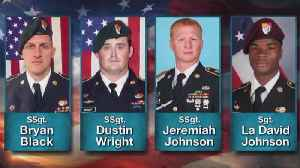 News video: Pentagon Releases Report On Deadly Niger Ambush