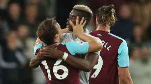 News video: Pogba, Noble 'looked in love'