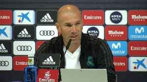 News video: La Liga is important but the Champions League is ours, says Zidane