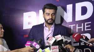 News video: Arjun Kapoor at Bend The Gender Heroes Who Have Stood Up for Women's Rights with RJ Malishka