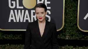 News video: It Girl: Claire Foy