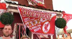 News video: Liverpool Super Fans Decorate Entire House