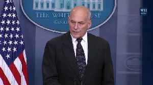News video: Kelly: Undocumented Immigrants Entering The US 'Don't Have The Skills'