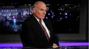 News video: John Kelly Says Immigrants