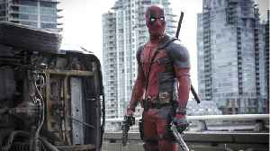 News video: Deadpool Apologizes To David Beckham