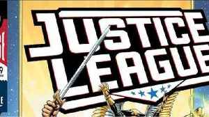 News video: DC Releases New Justice League Logo
