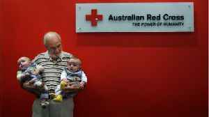 Man donated blood every week for 60 years and saved the lives of 2.4 million babies [Video]