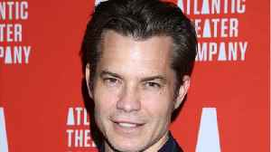 News video: Timothy Olyphant Rumored To Be In Talks For New Tarantino Film