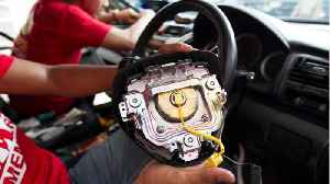 News video: Takata's Faulty Air Bags Linked to 278 Injuries in US
