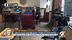 News video: I-Team: Food stamp fraud check ignores red flags