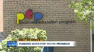 News video: Cleveland program that helps at-risk youth, keeps families together in danger of losing funding