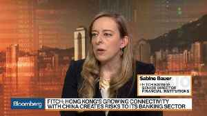 News video: Fitch Cuts Assessment for Hong Kong Banks