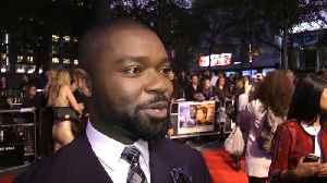 News video: David Oyelowo became 'first responder' for Georgina Chapman amid Harvey Weinstein scandal