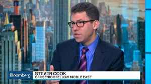 News video: CFR's Steven Cook Says Israel Is Emboldened by End of Iran Nuclear Deal