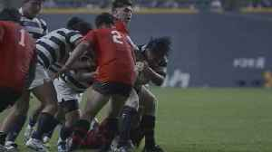 News video: Sapporo hoping Rugby World Cup will inspire next generation