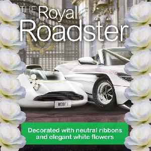 News video: Brits think this is the vehicle for royal wedding