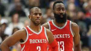 News video: Nick Wright reveals why it's critical the Houston Rockets win Game 1 against Golden State