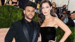 News video: The Weeknd and Bella Hadid Kiss Amid Reconciliation Rumors