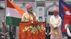 News video: India's Prime Minister Modi on two-day state visit to Nepal