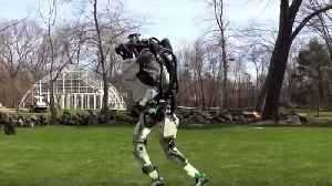 News video: Check Out What Boston Dynamics' Atlas Can Do Now