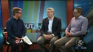 News video: Out & About Today: Fight for Marriage and Gay Straight Alliance p1